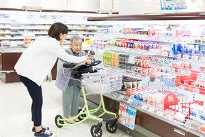 買い物が介護予防になるショッピングリハビリ(上)